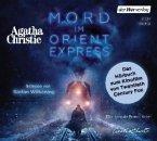Mord im Orientexpress / Ein Fall für Hercule Poirot Bd.9 (3 Audio-CDs)