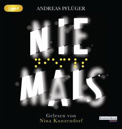 Niemals / Jenny Aaron Bd.2 (2 MP3-CDs) - Pflüger, Andreas