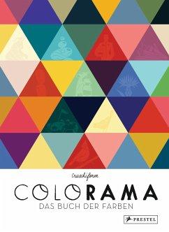 COLORAMA (dt.) Das Buch der Farben