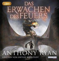 Das Erwachen des Feuers / Draconis Memoria Bd.1 (3 MP3-CDs) - Ryan, Anthony