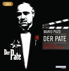 Der Pate, 1 MP3-CD - Puzo, Mario