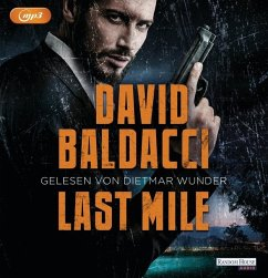 Last Mile / Amos Decker Bd.2 (2 MP3-CDs) - Baldacci, David
