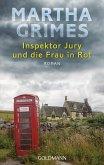 Inspektor Jury und die Frau in Rot / Inspektor Jury Bd.23