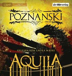 Aquila, 1 MP3-CD - Poznanski, Ursula
