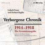 Verborgene Chronik 1914-1918, 15 Audio-CDs