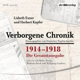 Verborgene Chronik 1914-1918, 15 Audio-CDs