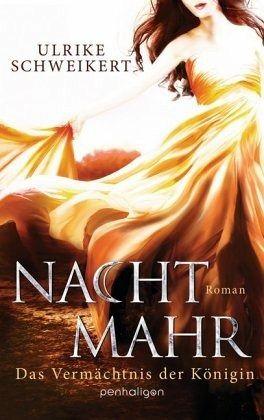 Buch-Reihe Nachtmahr Trilogie von Ulrike Schweikert