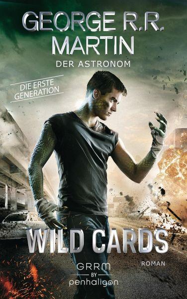 Buch-Reihe Wild Cards. Die erste Generation