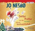 Doktor Proktor und das beinahe letzte Weihnachtsfest / Doktor Proktor Bd.5 (3 Audio-CDs)