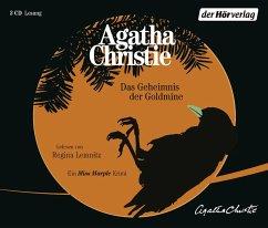Das Geheimnis der Goldmine, 3 Audio-CDs - Christie, Agatha
