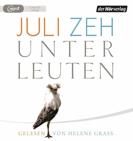 Unterleuten, 2 MP3-CD - Zeh, Juli