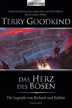 Das Herz des Bösen / Die Legende von Richard und Kahlan Bd.4