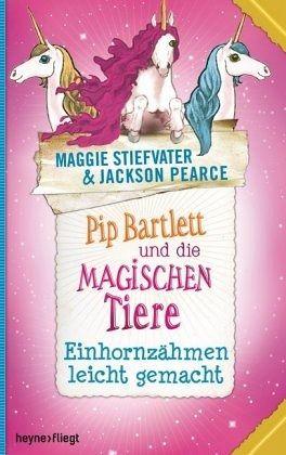 Buch-Reihe Pip Bartlett und die magischen Tiere