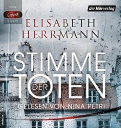 Stimme der Toten / Judith Kepler Bd.2 (1 MP3-CDs) - Herrmann, Elisabeth