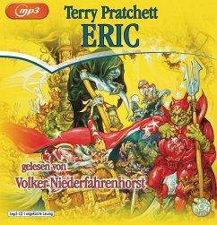 ERIC, 1 MP3-CD - Pratchett, Terry