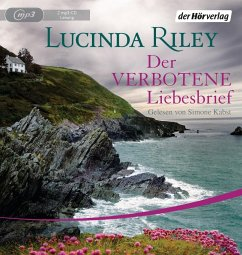 Der verbotene Liebesbrief, 2 MP3-CDs - Riley, Lucinda