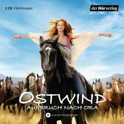 Aufbruch nach Ora / Ostwind Bd.3 (2 Audio-CDs) - Henn, Kristina M.;Schmidbauer, Lea