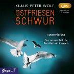 Ostfriesenschwur / Ann Kathrin Klaasen ermittelt Bd.10 (2 MP3-CDs)