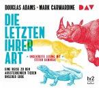 Die Letzten ihrer Art. Eine Reise zu den aussterbenden Tieren unserer Erde, 6 Audio-CDs
