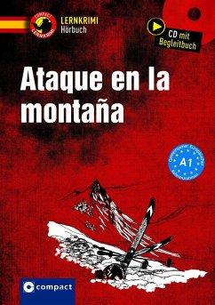 Ataque en la montaña, Audio-CD - Montes Vicente, María