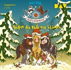 Süßer die Hufe nie klingen / Die Haferhorde Bd.9 (2 Audio-CDs) - Kolb, Suza