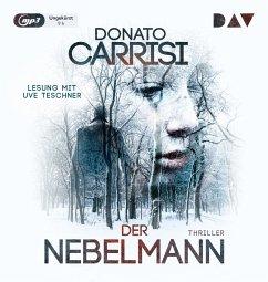 Der Nebelmann, 1 MP3-CD - Carrisi, Donato