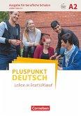 Pluspunkt Deutsch A2- Ausgabe für berufliche Schulen - Arbeitsbuch mit Audio- und Lösungs-Downloads