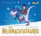 Der Weihnachtosaurus, 4 Audio-CDs