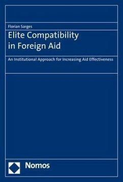 Elite Compatibility in Foreign Aid - Sarges, Florian
