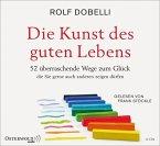 Die Kunst des guten Lebens, 6 Audio-CDs
