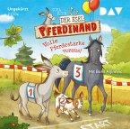 Volle Pferdestärke voraus! / Der Esel Pferdinand Bd.3 (2 Audio-CDs)