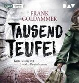 Tausend Teufel / Max Heller Bd.2 (1 MP3-CDs)