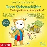 Bobo Siebenschläfer: Viel Spaß im Kindergarten! (1 Audio-CD)