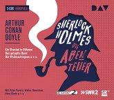 Sherlock Holmes - Die Abenteuer, 5 Audio-CDs