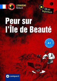 Peur sur l'ile de la Beauté, 1 Audio-CD - Blancher, Marc