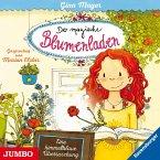Eine himmelblaue Überraschung / Der magische Blumenladen Bd.6 (1 Audio-CD)