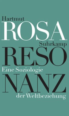 Resonanz - Rosa, Hartmut