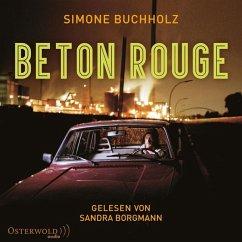 Beton Rouge / Chas Riley Bd.7 (6 Audio-CDs) - Buchholz, Simone