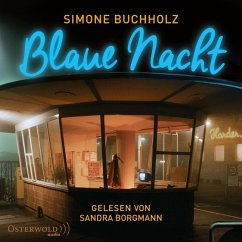 Blaue Nacht / Chas Riley Bd.6 (5 Audio-CDs) - Buchholz, Simone