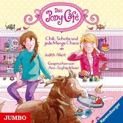 Chili, Schote und jede Menge Chaos / Das Pony-Café Bd.2 (1 Audio-CD) - Allert, Judith