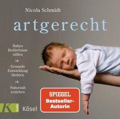 artgerecht, 1 Audio-CD - Schmidt, Nicola