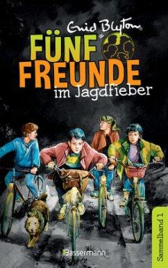 Fünf Freunde im Jagdfieber / Fünf Freunde Doppelbände Bd.1 - Blyton, Enid