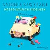Ihr seid natürlich eingeladen / Die Bundschuhs Bd.3 (5 Audio-CDs)