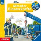 Alles über Einsatzkräfte / Wieso? Weshalb? Warum? Bd.65 (1 Audio-CD)