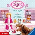 Schokotörtchen zum Frühstück / Das Pony-Café Bd.1 (1 Audio-CD)