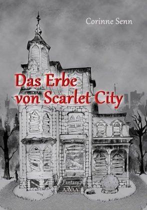 Buch-Reihe Scarlet City