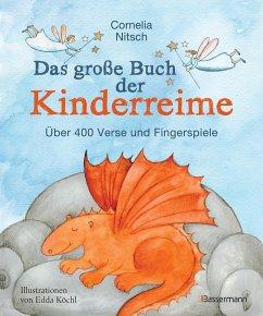Das große Buch der Kinderreime - Nitsch, Cornelia
