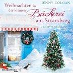 Weihnachten in der kleinen Bäckerei am Strandweg / Bäckerei am Strandweg Bd.3 (2 MP3-CDs)