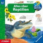 Alles über Reptilien / Wieso? Weshalb? Warum? Bd.64 (1 Audio-CD)