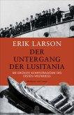 Der Untergang der Lusitania (Mängelexemplar)